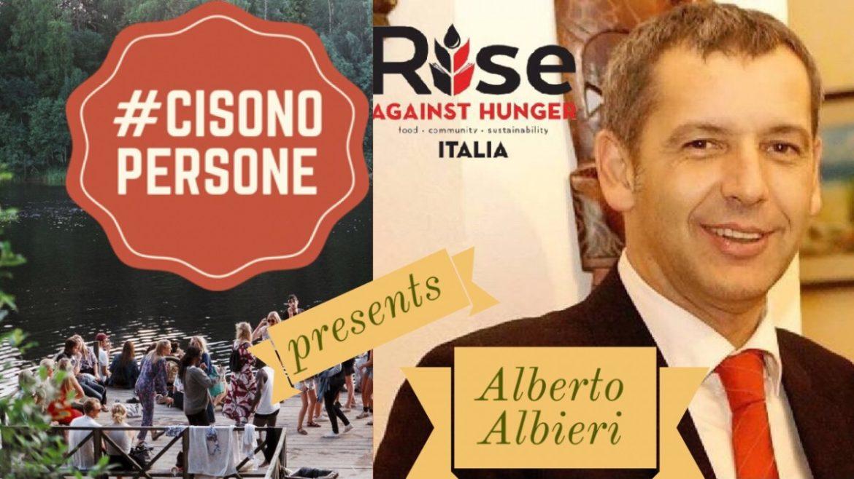 Alberto Alberi, Rise Against Hunger Italia